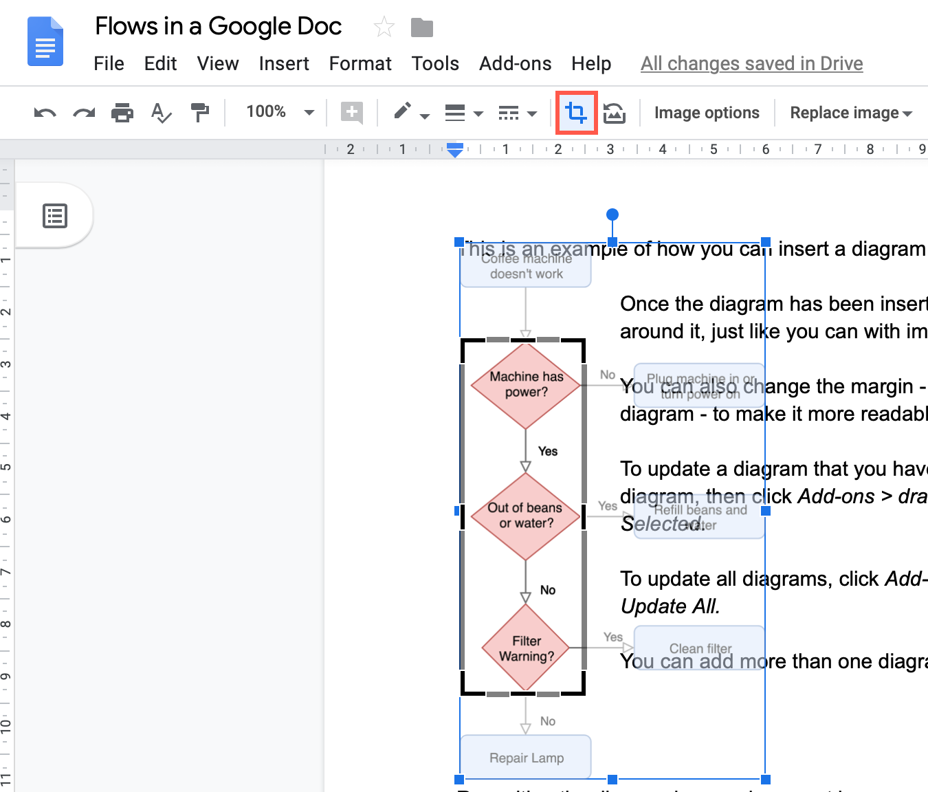 Blog - How to use diagrams in Google DocsDiagrams.net